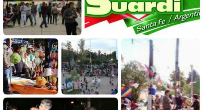 Fiestas Patronales en Suardi