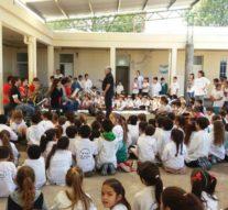 Conciertos Didácticos en la comunidad de Villa Trinidad