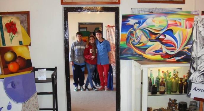 «Forma y Color» se inaugura en la ciudad de San Cristobal