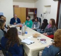 Arrufó: La «Usina Cultural V» avanza en su integración cultural