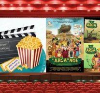 Cine para niños en Sala Estrada de Suardi