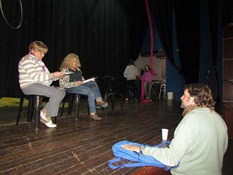 «Taller de Teatro» en Suardi