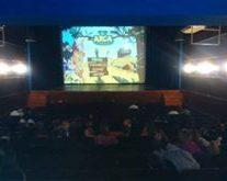 «Tarde de Cine» en la comunidad de Suardi