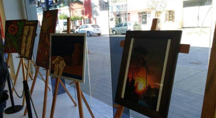«Forma y Color» ya se expone en la ciudad de San Cristóbal
