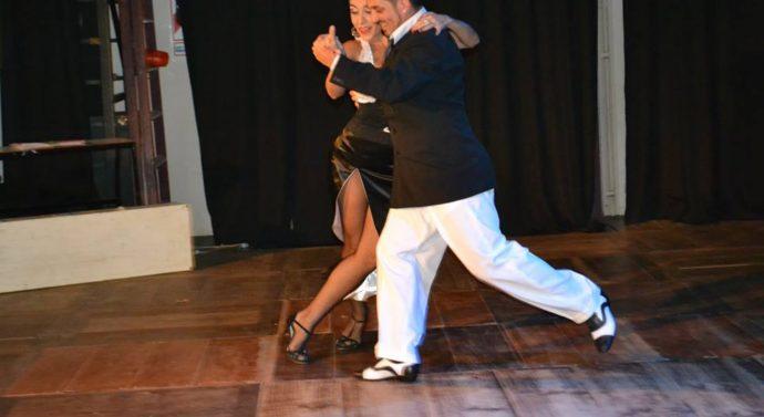 Imponente «Show de Tango» en Ceres
