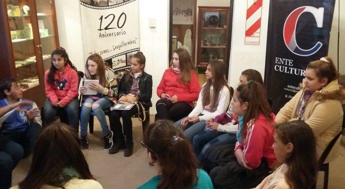 San Guillermo: Reunión de Trabajo en el Museo Comunal