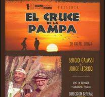 "Suardi: Se presenta la obra el ""Cruce de la Pampa"""