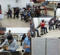San Guillermo: Un miércoles a toda «Orquesta cultural»