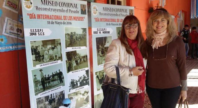 La Muestra Itinerante «Jugando con el Pasado» se expone en San Guillermo