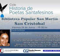San Cristobal recibe el Ciclo «Historias de Poetas Santafesinos»