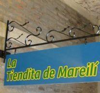 Suardi:  Vení a visitar «La Tiendita de Mareilí»