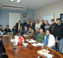 Ceres: El Ejecutivo recibió a la Asociación Ferroviaria «Los Catangos»