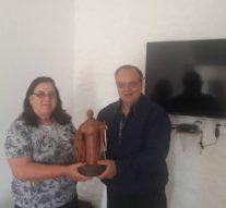 El Premio «Julio Migno» ya llegó a la localidad de Hersilia