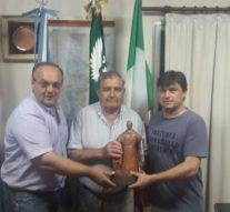 """Llegó el Premio Provincial """"Julio Migno"""" a San Guillermo"""