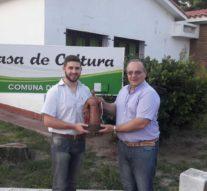 """El Premio """"Julio Migno"""" ya se encuentra en Arrufó"""