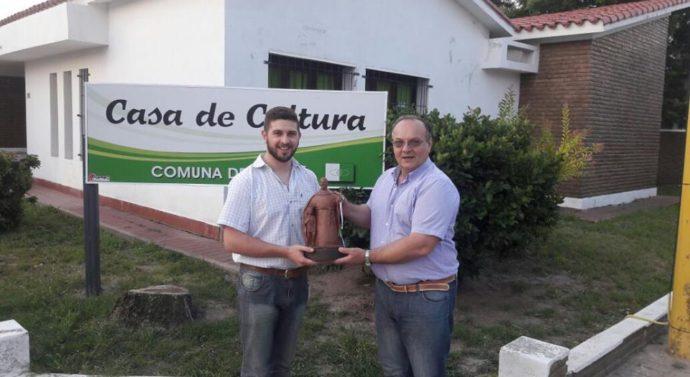 El Premio «Julio Migno» ya se encuentra en Arrufó