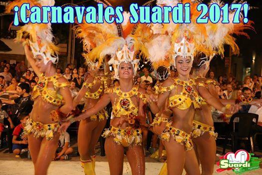 Carnavales «Suardi 2017»
