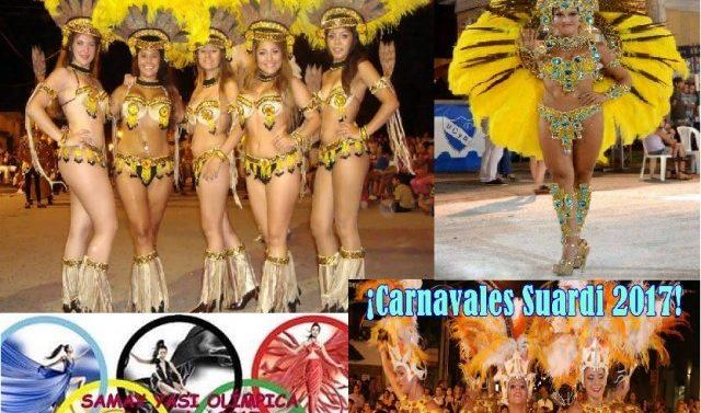 Llega el Carnaval a Arrufó, San Guillermo y Suardi