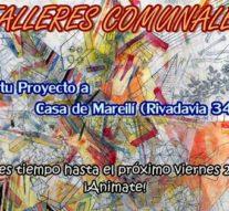 Suardi: Talleres Comunales 2017