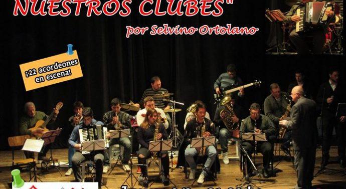 "Suardi: ""Homenaje a Nuestros Clubes"""