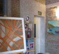Muestra de Autores en la ciudad de Suardi