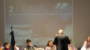 """Suardi: """"Día del Veterano y de los Caídos en la Guerra de Malvinas"""""""
