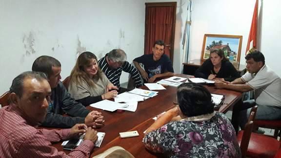 En Hersilia se llevó a cabo un nuevo encuentro de la Usina Cultural V
