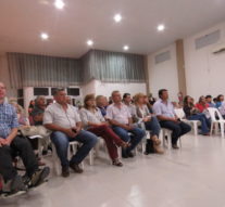La Usina Cultural V presentó al Ente Cultural Santafesino en Villa Trinidad