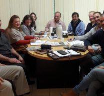 Reunión de los Directores de las Usinas Culturales en la ciudad de Santa Fe