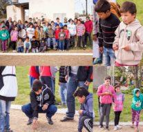 Instancia local del «Torneo Provincial de Bolitas» en San Cristobal