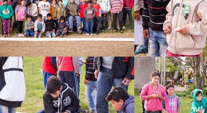 """Instancia local del """"Torneo Provincial de Bolitas"""" en San Cristobal"""