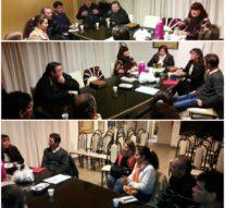 La Usina Cultural V se reunió en San Guillermo