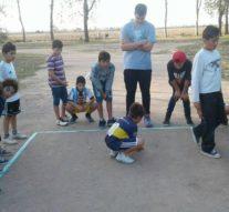El sábado 24 el «Torneo Provincial de Bolitas» se jugó en San Guillermo