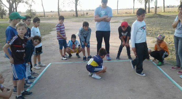 """El sábado 24 el """"Torneo Provincial de Bolitas"""" se jugó en San Guillermo"""