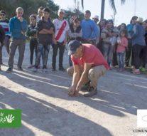 En Arrufó se desarrolló el «Torneo Provincial de Bolitas»