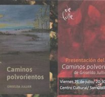 En San Guillermo se presenta el libro «Caminos polvorientos»