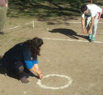 """La Usina V disputó las regionales del """"Torneo Provincial de Bolitas"""" en Ambrosetti"""