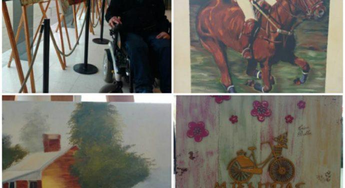 En San Cristóbal se exponen las obras de «Forma y Color»