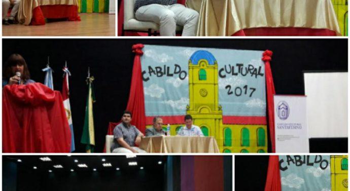 """La ciudad de San Guillermo recibió al """"VI Cabildo Cultural Santafesino"""""""