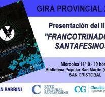 """Llegan los """"Francotrinadores Santafesinos"""" a la ciudad de San Cristóbal"""