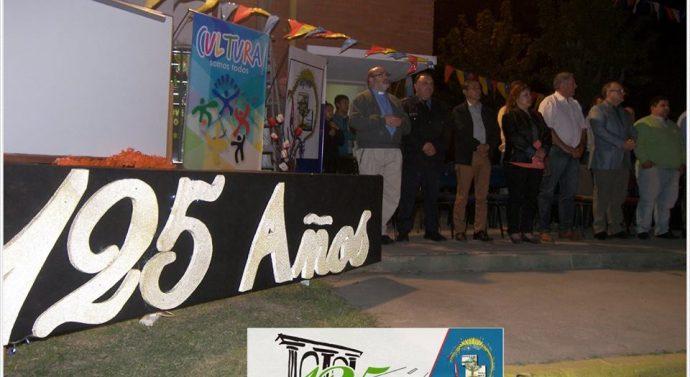 Ambrosetti celebró sus 125° aniversasio de Fundación
