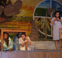 """""""Fiesta Provincialdela Milonga y el Teatro"""" en Villa Trinidad"""