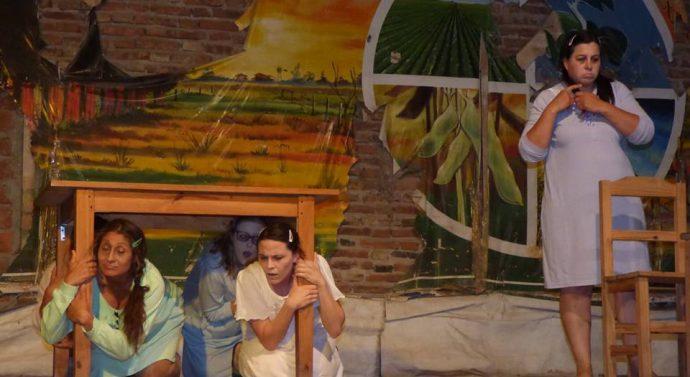«Fiesta Provincialdela Milonga y el Teatro» en Villa Trinidad