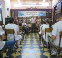 Escritores de San Cristobal, Arrufó y Ambrosetti recibieron sus ediciones literarias