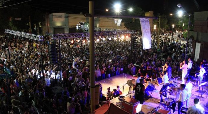 "Espectacular Apertura de los ""Carnavales de Suardi 2018"""