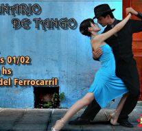 """""""Seminario de Tango"""" en la ciudad de Suardi"""