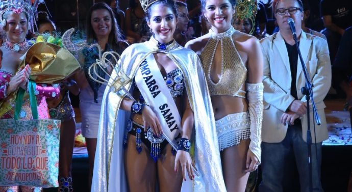 """Con mucha alegría y emoción cerraron los """"Carnavales de Suardi 2018"""""""