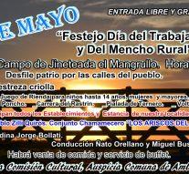 """Ambrosetticelebra el """"Dia del Trabajador y Del Mencho Rural""""."""