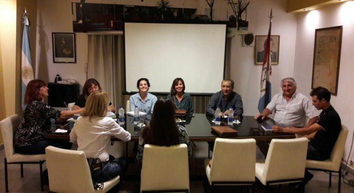 En San Guillermo se reunió la Usina Cultural V