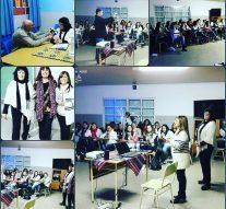 Alumnas de Nivel Primario de San Guillermo disfrutaron de «Leyendo a Julio Migno»
